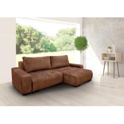 Stūra dīvāns - transformeris