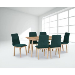 Столовый гарнитур (Стол и 6 стула)