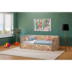 Gulta 90+ matracis Komfort