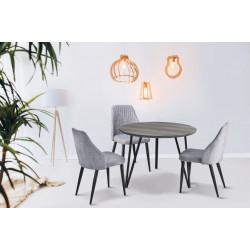Ēdamistabas komplekts (galds un 3 krēsli)