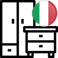 Mēbeles no Itālijas